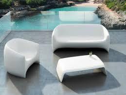 canapé de jardin design davaus salon de jardin moderne design avec des idées