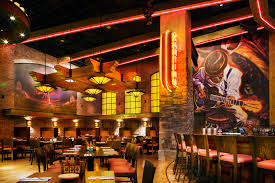 thunder road steakhouse themed casino restaurant design by i 5
