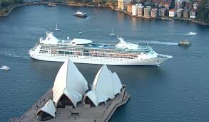 cruises to sydney australia cruise ships galore in australia new zealand and south pacific