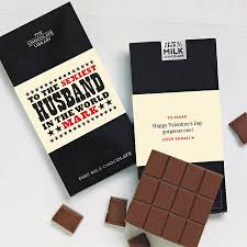 world u0027s best husband chocolate by quirky gift library