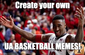 Basketball Memes - create your own ua basketball memes tucson com