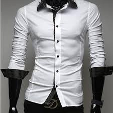2015 new fashion design men u0027s fashion slim fit pure color long
