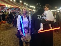 how clint case won halloween with a tauntaun riding luke skywalker