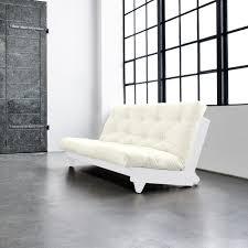canapé futon banquette futon fresh en bois blanc 140x200