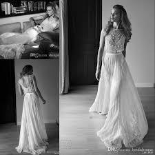 lihi hod wedding dress discount wedding dresses 2016 lace vintage a line sheer neck