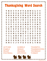 free thanksgiving word search puzzles for adults hawaii kihei