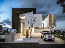 m u0026m house architecture modern facade contemporary house