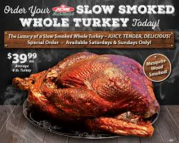 buy a cooked turkey smoked whole turkey order page acme fresh market