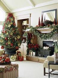 60 cozy christmas living room ideas to give your home a stylish