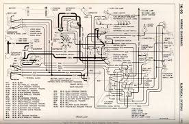 1952 buick chassis wiring circuit diagram series 50 70