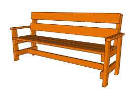 Outdoor Garden Bench Plans by Simple Outdoor Wooden Bench Simple Garden Bench Ideas House Simple