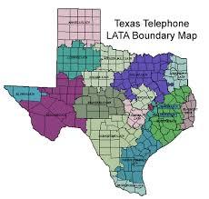 houston lata map communication maps