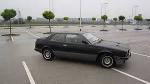maserati biturbo sedan 1987 maserati biturbo si half circle youtube