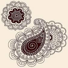 25 gorgeous paisley flower tattoos ideas on pinterest best