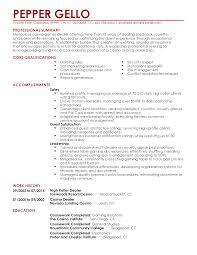 mortgage broker resume sample resume casino dealer free resume example and writing download resume templates casino games dealer