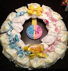 how to make a diaper wreath with instructions 30 ways guide