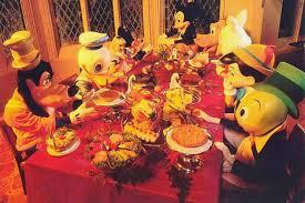 the disney thanksgiving dinner house of duck