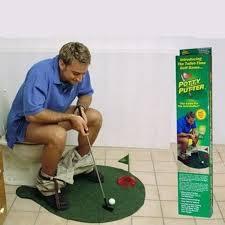 mini golf de bureau mini golf jouets pour toilettes potty putter toilet golf