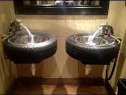 cool for the mancave bathroomman is your cave badass enough garage sink ultimate cave
