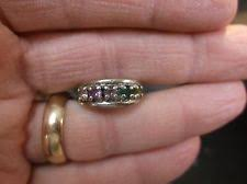 mothers ring band vintage gold mothers ring ebay
