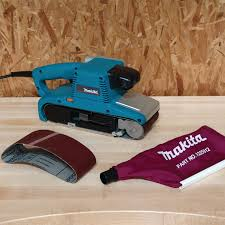 Orbital Floor Sander For Sale by Makita 9404 8 8 Amp 4 By 24 Inch Variable Speed Belt Sander With