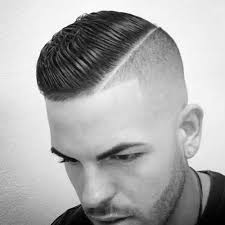 boys comb over hair style comb over fade haircut for men 40 masculine hairstyles