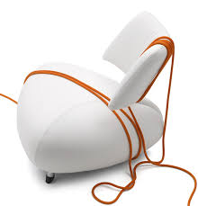 Appealing Pallone Leatherbased Armchair From Leolux Is Available - Designer recliners chairs