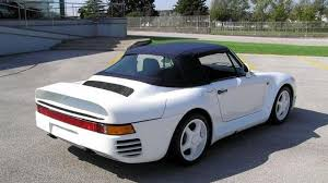 porsche truck 2013 one off porsche 959 cabrio for sale