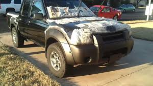 nissan frontier bagged 02 nissan frontier pasti dip project stage 3 youtube