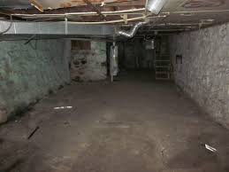 unfinished basement and unfinished basement row house investments
