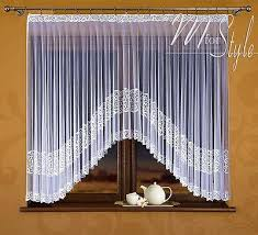 Curtain Pleating Tape White Jardiniere Net Curtain Pleat Tape Top Ready Made Small