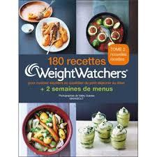 cuisiner équilibré 180 recettes weight watchers pour cuisiner équilibré au quotidien