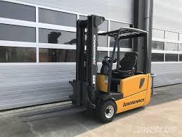 used jungheinrich 2 ton elektrische heftruck jungheinrich efg220