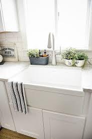 farmhouse faucet kitchen best 25 farmhouse kitchen faucets ideas on