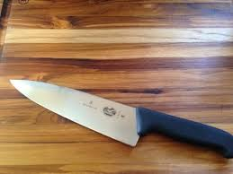 victorinox kitchen knives product review of victorinox 8 chef s knife and a word of caution