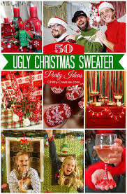 50 ugly christmas sweater party ideas ugliest christmas sweaters