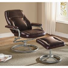 Recliners That Do Not Look Like Recliners Recliner And Ottoman Set Multiple Colors Walmart Com