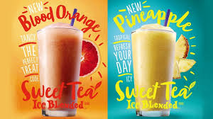 Coffee Bean Blended the coffee bean launches new tart and tangy sweet tea blended