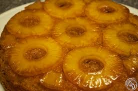 ultimate pineapple upside down cake being genevieve