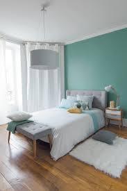 amenager sa chambre comment decorer ma chambre a coucher 3 bleu et blanc scandinave