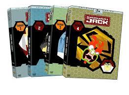 samurai jack amazon com samurai jack seasons 1 4 phil lamarr mako genndy