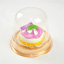 cupcake canisters for kitchen clear dome gold jumbo cupcake container pods 300 containers lot