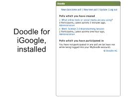 doodle poll tool scheduling tools doodle and more
