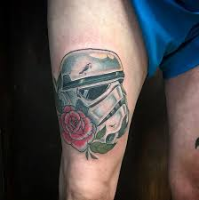 mystic eye tattoo tattoos linn star wars storm trooper