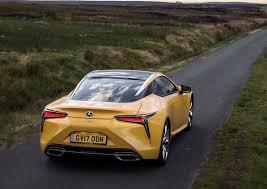 lexus lc review uk lexus lc coupe review summary parkers