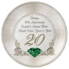 25th anniversary plates personalized wedding anniversary gift ideas anniversary names how to choose