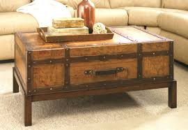 bombay trunk coffee table coffee tables vintage trunk coffee table home decor and furniture