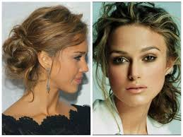 updo hairstyle for medium length hair 5 messy updo hairstyle idea u0027s for medium length or long hair