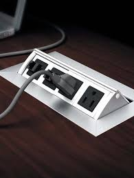 conference table power outlets conference table power data video modules enhance your next meeting