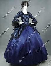 Ball Gown Halloween Costumes Renaissance Ball Gown Ebay